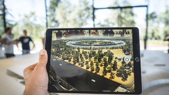Construction trend augmented reality